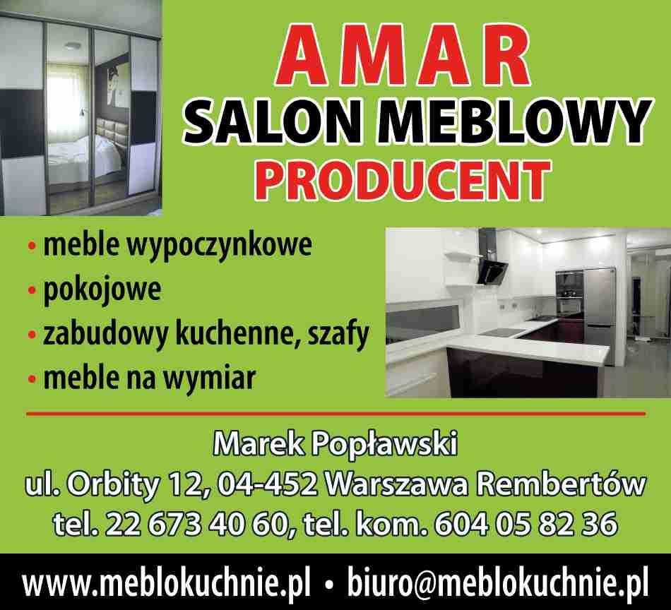 Sprzedaż I Wyrób Mebli Marek Popławski Warszawa Rembertów